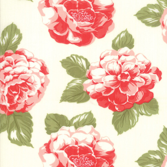 Early Bird Blooms in Cream by Bonnie And Camille