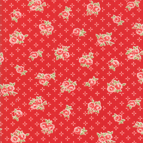 Early Bird Sweet in Red by Bonnie And Camille