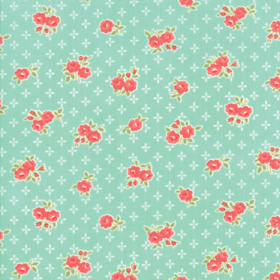 Early Bird Sweet in Aqua by Bonnie And Camille