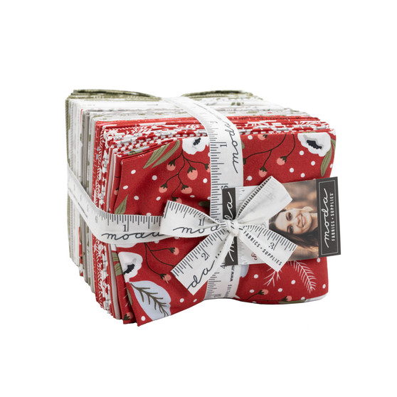 Christmas Morning Fat Quarter Bundle by Lella Boutique - Coming May 2021