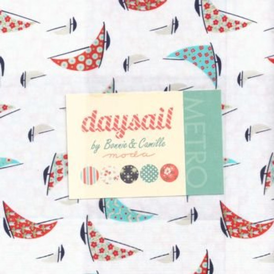 Daysail Layer Cake by Bonnie and Camille