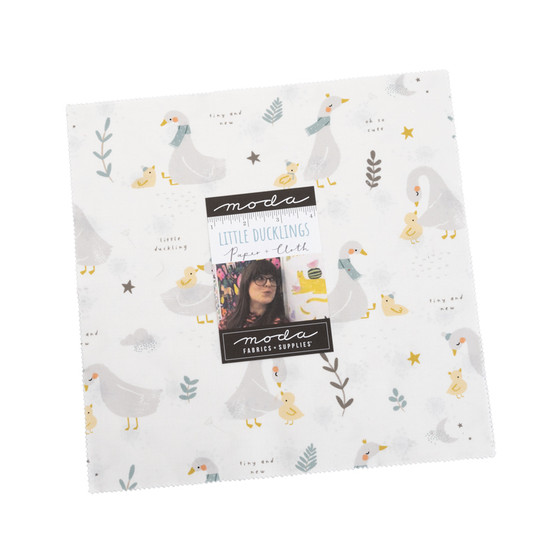 Little Ducklings Layer Cake by Paper & Cloth