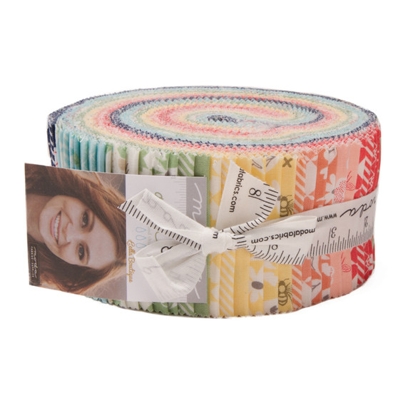 Garden Variety Jelly Roll by Lella Boutique