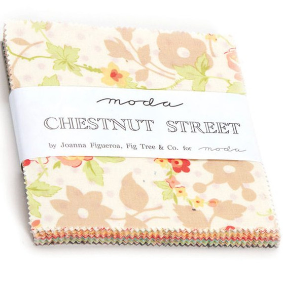 Chestnut Street Charm Pack by Fig Tree & Co.