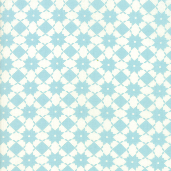 Garden Variety by Lella Boutique #5072-13 Blue Sky