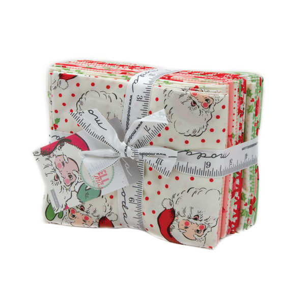 Swell Christmas Fat Quarter Bundle by Urban Chiks