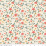 Gingham Gardens Floral in Cream by My Mind's Eye