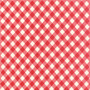 Vintage Picnic Red Gingham by Bonnie And Camille