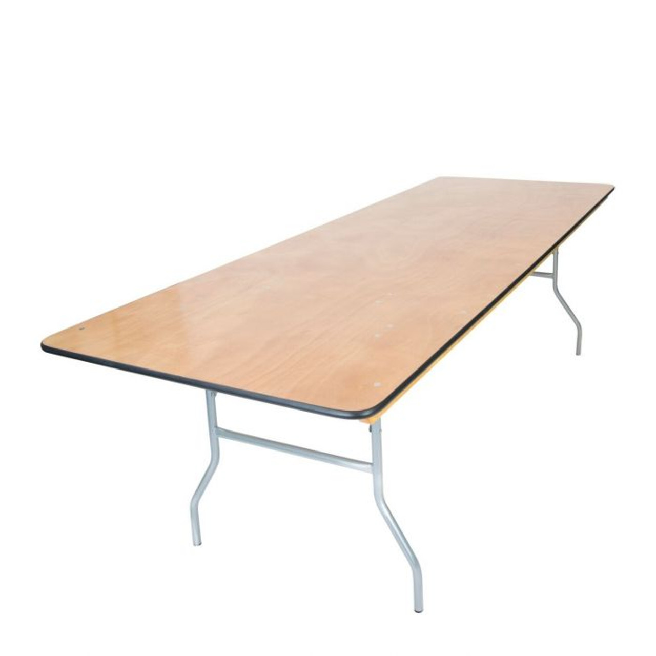 Rectangular Dining Table 8 Ft X 4 Ft Persiano Event Rentals