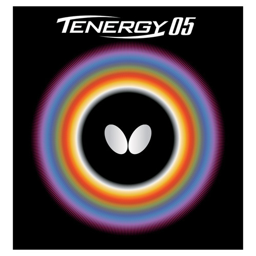 Butterfly Tenergy 05 Rubber 2.1mm Black/Red