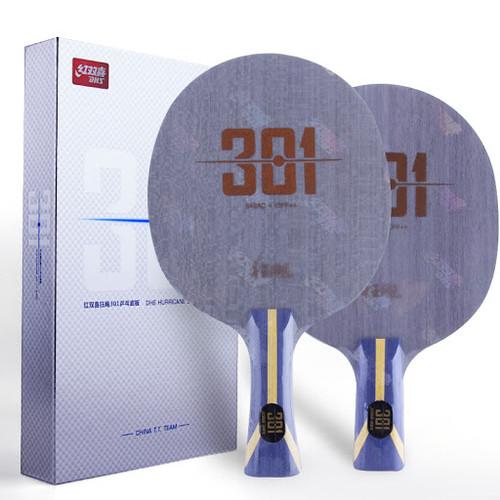 DHS Hurricane 301 ALC FL/ST/CS Table Tennis Blade