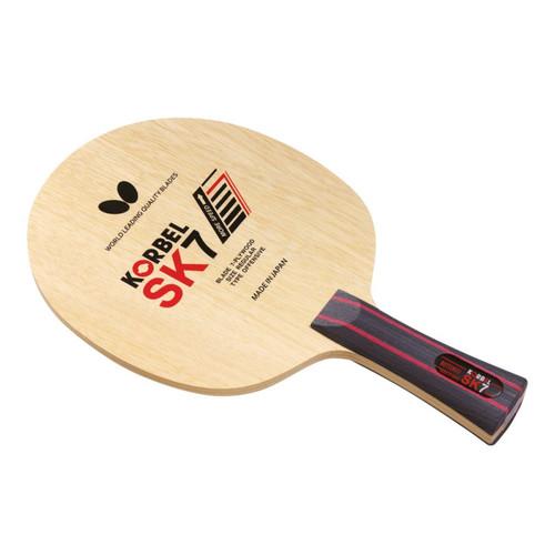 Butterfly Korbel SK7 FL/ST Table Tennis Blade