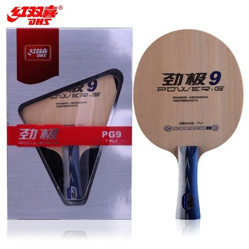 DHS POWER.G9 (PG9) FL/CS Table Tennis Blade