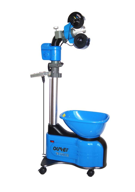 OUKEI TW-2700-E6 Table Tennis Robot with Catcher Net (Balls are not included)