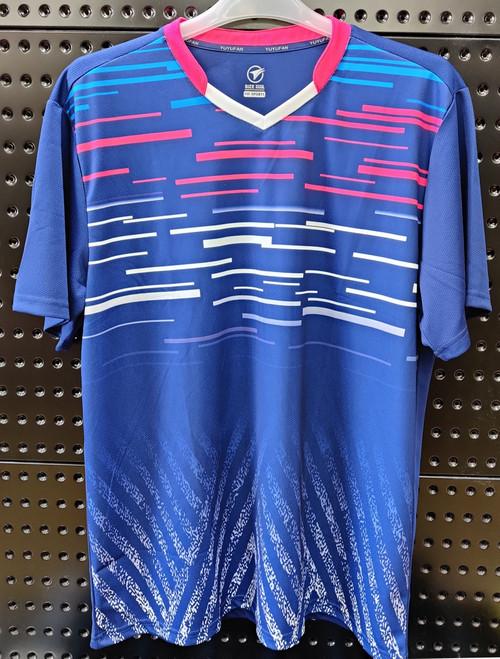 YUYUFAN T Shirt  (Pink/Blue)