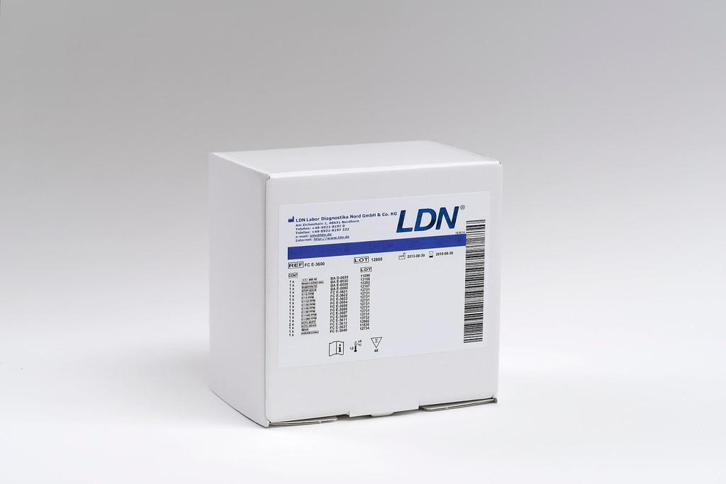 Histamine ELISA Fast Track Kits
