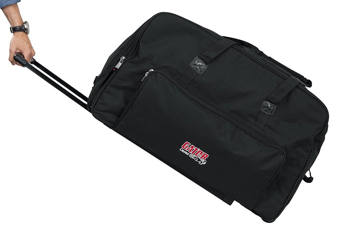 "Gator Cases GPA-715 Rolling Speaker Bag for 15"" Loudspeakers"
