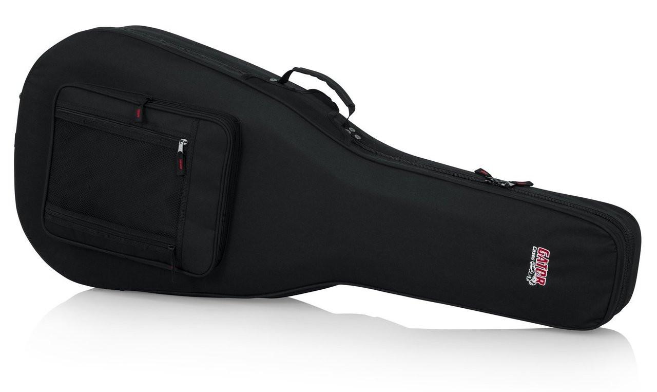 Gator GL-DREAD-12 Lightweight Polyfoam Dreadnought Guitar Case
