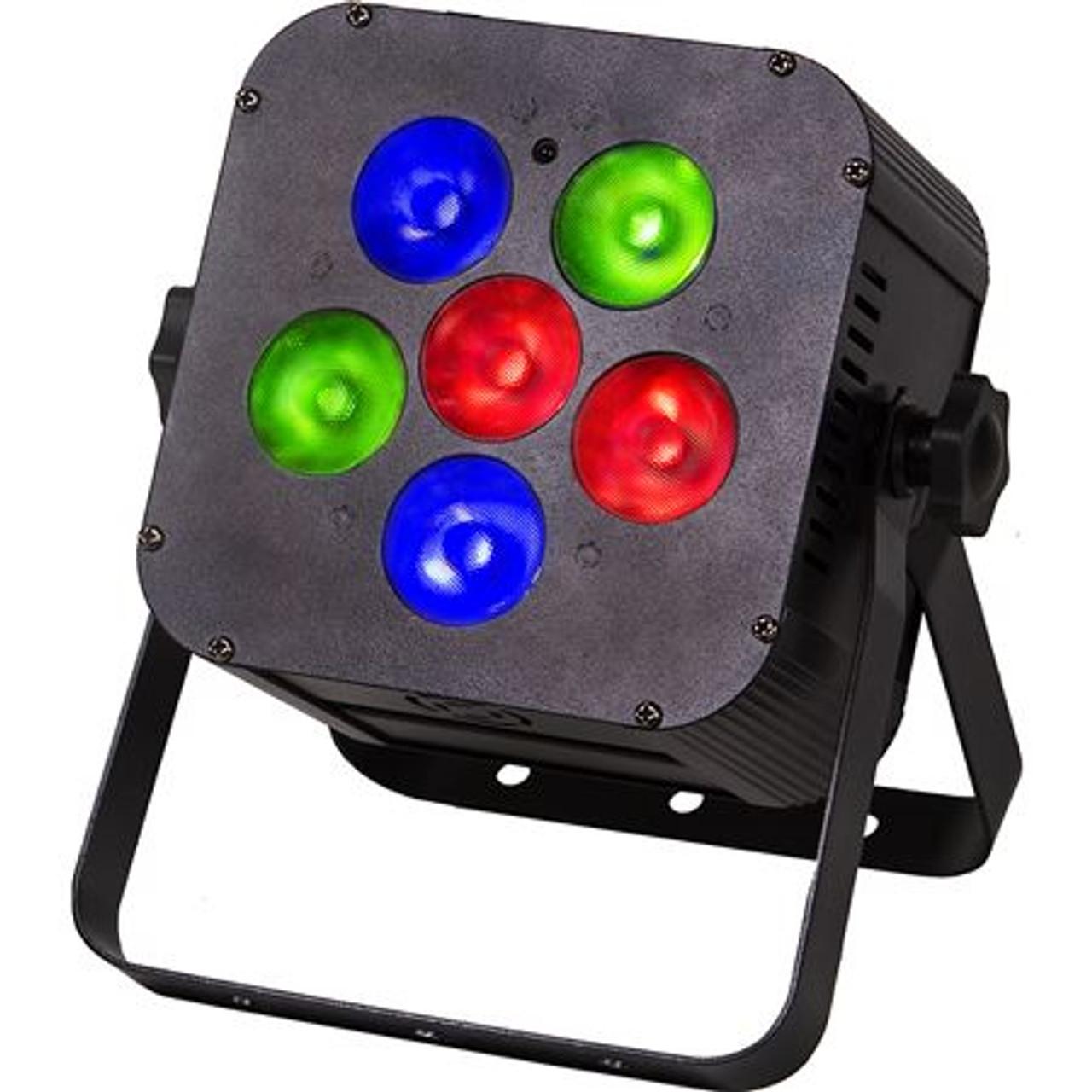 ColorKey CKW04-6010B MobilePar Hex 6 wireless LED Lighting - Black