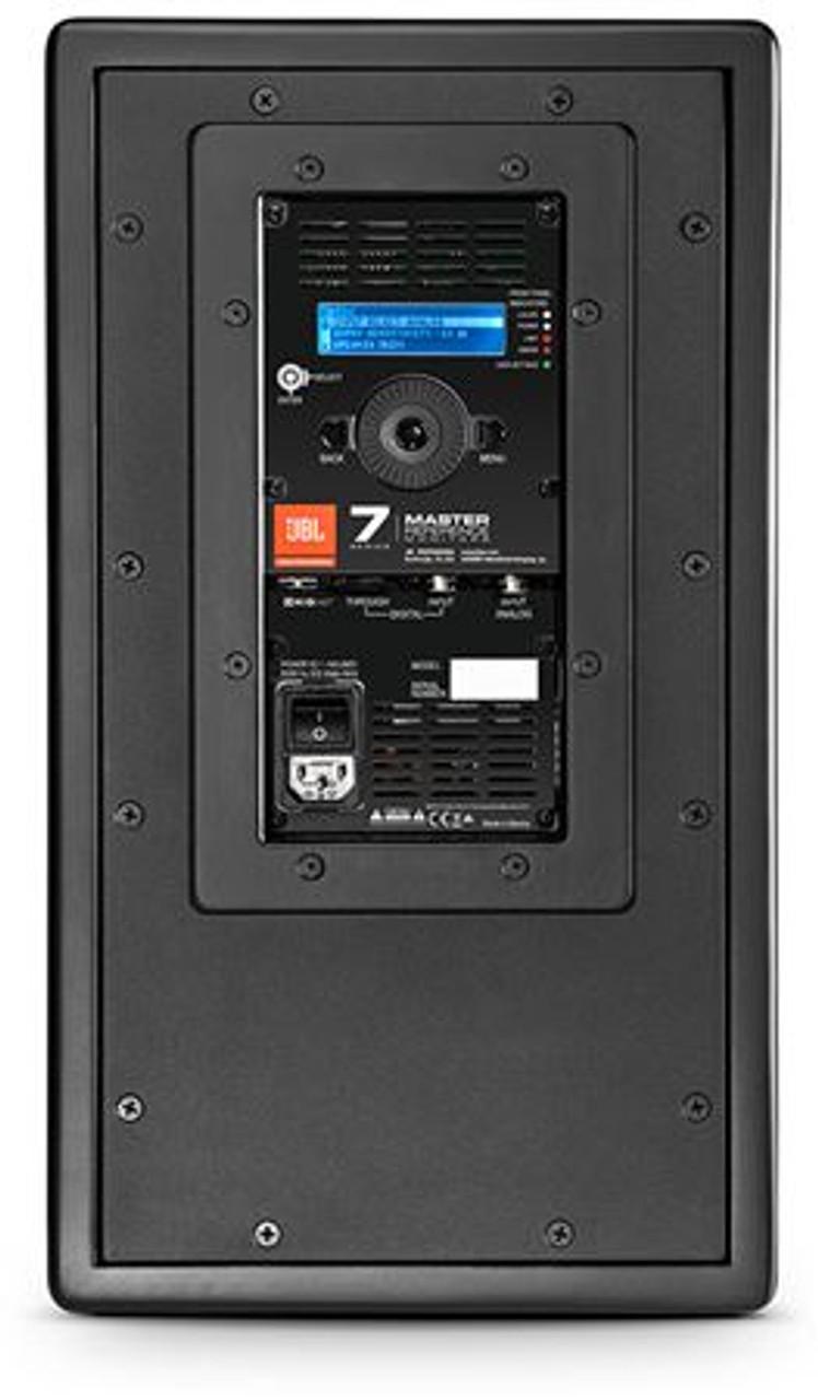 """JBL 708P 7 Series 8"""" 2-Way Active Master Reference Studio Monitor"""