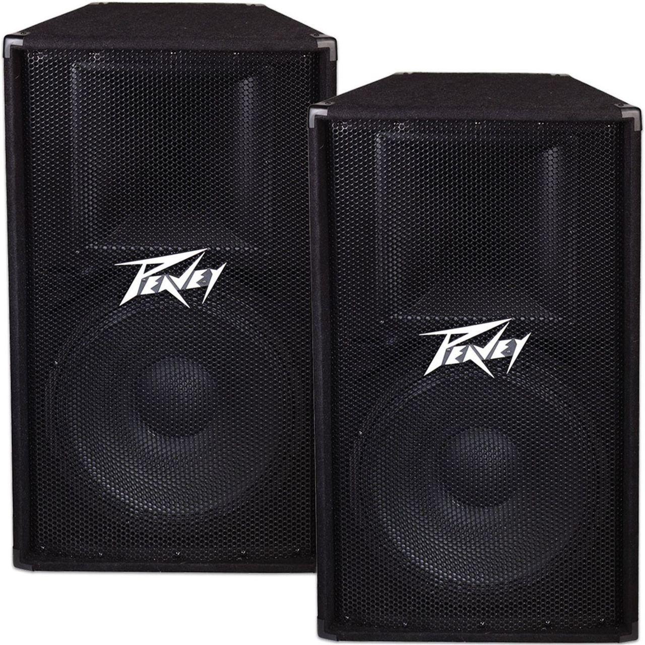 Peavey PV-115D Speaker Bundle (Pair)