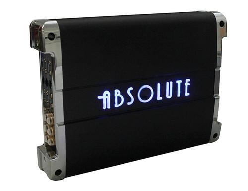 Absolute USA BLA-3500.4 Class A/B 3500W Max Mosfet Blast Series 4 Channel Car Amplifier