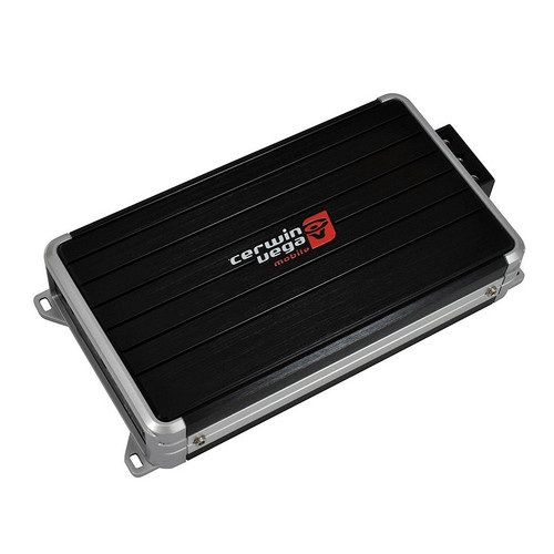 Cerwin-Vega B2 500W 2-Channel Bomber Series Class D Digital Amplifier