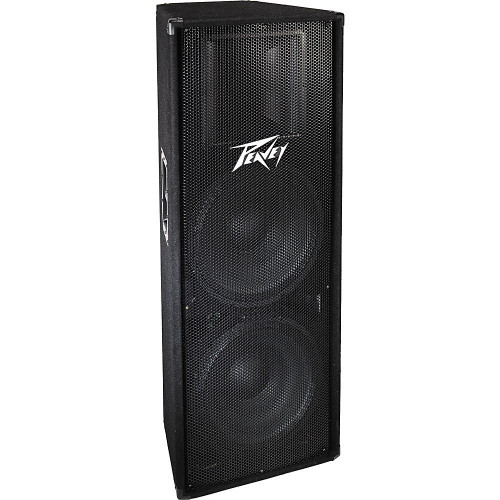 """Peavey PV215D 800W Dual 15"""" Powered PA Speaker with Class D Amplification (each)"""