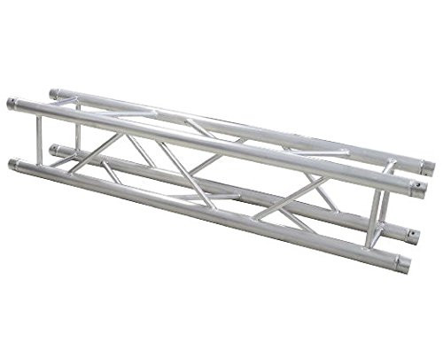 MR TRUSS TSQ492 UNIVERSAL 4.92 FT/1.50 M SQUARE BOX ALUMINUM LIGHTING TRUSSING WITH 2 INCH TUBING FITS MOST TRUSS