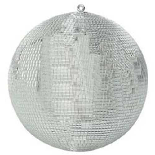 MR.DJ MB16 MIRROR BALL COVERED IN HIGH QUALITY 1/4 INCH MIRRORED GLASS