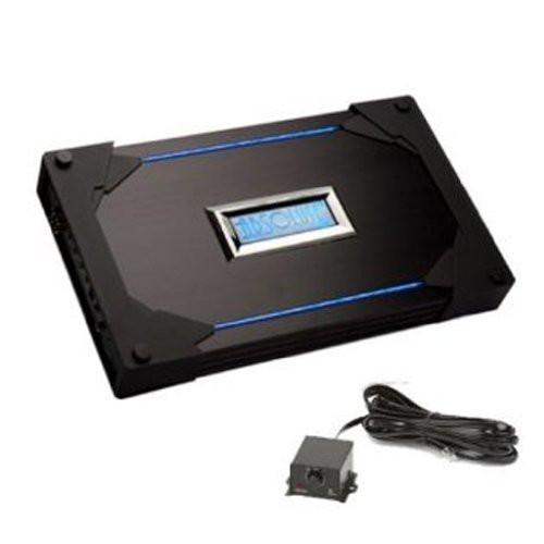 ABSOLUTE USA EVOLUTION SERIES CLASS DEV4500 4500-WATT MAXIMUM POWER D DIGITAL MONO BLOCK AMPLIFIER
