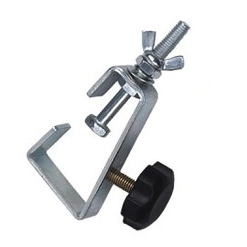 Mr.Dj CL-22 Universal Heavy Duty Standup Site Type Light Clamp