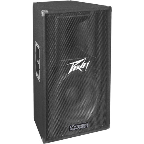 "Peavey PV115D 400W 15"" Powered PA Speaker"