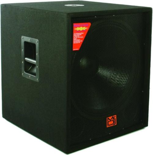 MR.DJ MON21SUB 21 IN 8000 WATTS PASSIVE SUBWOOFER