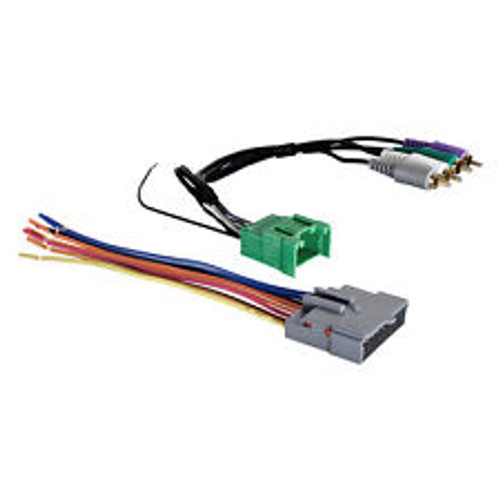 Absolute A56A-5603 Amplifier Integration Harness for Select Ford Vehicles