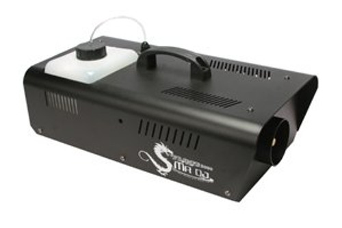 MR.DJ DRAGON 2000 FOG MACHINE WITH WIRED REMOTE CONTROL AND SCENTED FOG JUICE