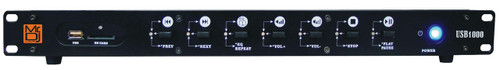 MR DJ USB1000 PROFESSIONAL MP3 PLAYER USB INTERFACE & SD CARD READER