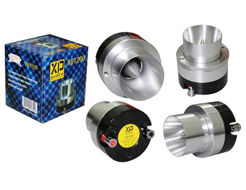 XP Audio XBT200 1-Inch Titanium Bullet High Compression 200 Watts Max/50 Watts RMS Tweeter