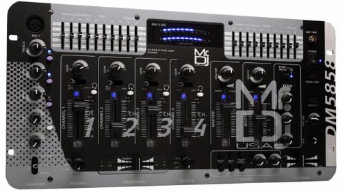 Mr. Dj DM5858 Professional DJ Mixer