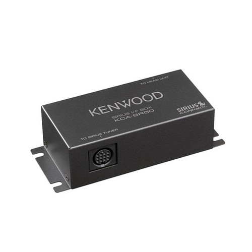 Kenwood KCA-SR50 SiriusConnect™ to Kenwood interface