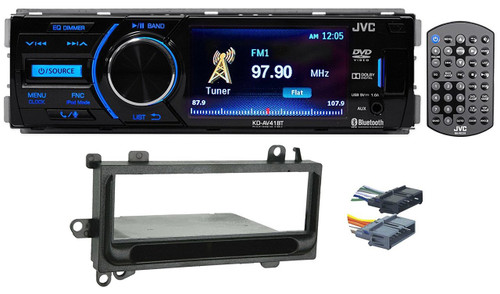 97-02 JEEP WRANGLER YJ JVC DVD/CD Bluetooth Player Receiver Factory Replacement