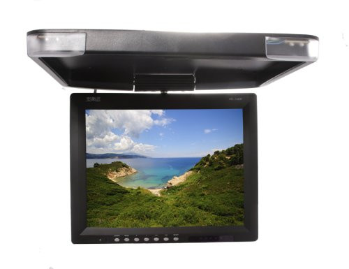 ABSOLUTE PFL160IRB 16 INCH SWIVABLE TFT/LCD FLIP DOWN MONITOR
