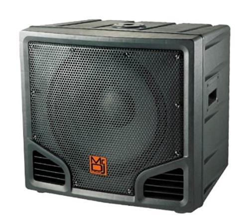 MR.DJ PRO-SUB15 15-INCH 3000W MAXIMUM PEAK POWER SUBWOOFER