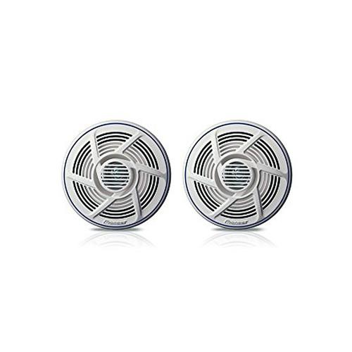 """Pioneer TS-MR1600 6.5"""" Dual-Cone Marine Speakers"""