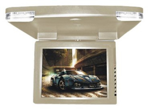 Absolute PFL153IRB 15-Inch TFT-LCD Flip-Down Monitor with Built-in IR Transmitter