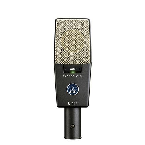 AKG C 414 XLS 9-Pattern Condenser Microphone