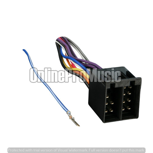 Absolute A1000-9401 Radio Wiring Harness for M B /L R /Sprinter 94-Up