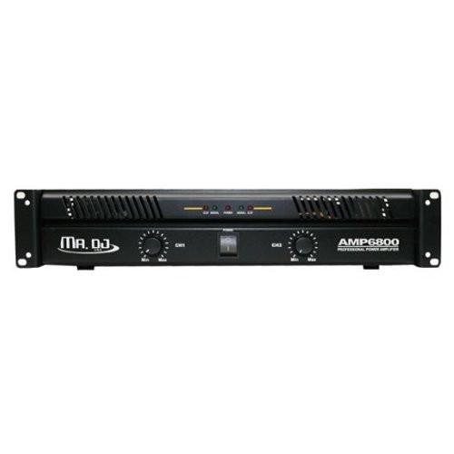 Mr. Dj AMP6800 Amplifier Equipment