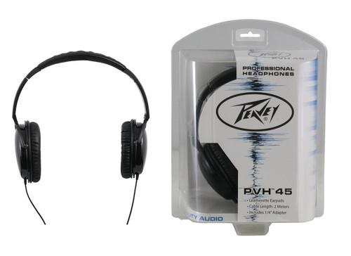 Peavey PVH 45 Professional Headphones