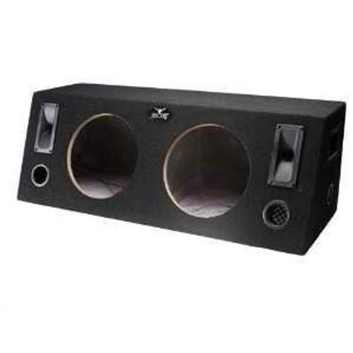 Absolute DAG15 Dual 15-Inch Angle Ported MDF Enclosure